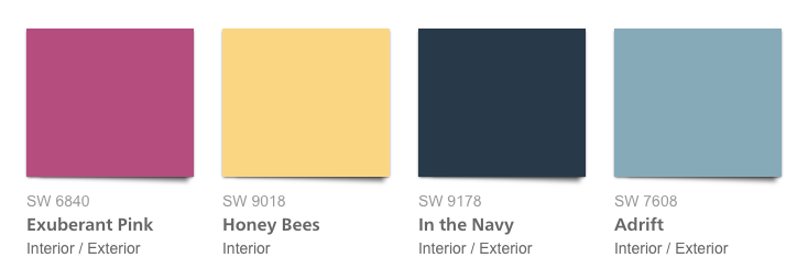 4973a71e84e Color of the Year Sherwin Williams 2018 - Best Painting Inc.